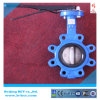 Lug Type Soft Sealing Butterfly Valve with Handle, Rubber Liner Bct-Lt-04
