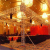 Spigot Exhibition Aluminium Lighting Stage Trade Show Glass Plywood Platform DJ Concert Truss