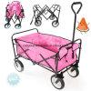 Cheap Heavy Duty Foldable Wagon Folding Tool Cart