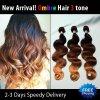 Grade 5A Ombre Color Body Wave Brazilian Virgin Human Hair Weave (HW01)
