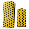 PU Leather Flip Cellphone Case for iPhone 5/5s