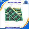 PC3-12800 1600MHz 512MB*8 DDR3 RAM 8GB for Laptop
