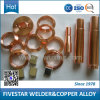 Copper Alloy Welding Parts with High Conductivity