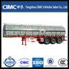 Cimc Tri-Axle Asphalt Tanker Semi Trailer