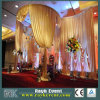 Wedding Backdrop Decoration, Telescopic Pipe and Drape System