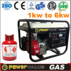 Gas Engine China 2.8kw 2.8kVA Gas Generator Set for Household