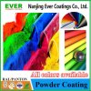 Decorative Polymer Dry Powder Coating