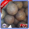 High Medium Low Chrome Alloyed Casting Steel Ball