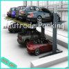 2 Floor Car Stacker Hydraulic Lift (TPP-2)