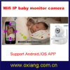Wireless WiFi IP Baby Monitor Camera Support Two Way Speak