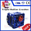 Mining Machine professional Crusher Triple Roll Crushing Mill