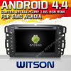 Witson Android 4.4 System Car DVD for Gmc Acadia (W2-A7036)