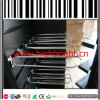 Slatwall Double Wire Display Hook with PVC Price Tag