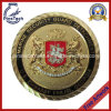 Marine Coin, 3D Coin with Diamond Edge
