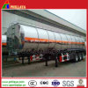 New 20-60cbm 3axle Aluminium Alloy Fuel/Petrol/Gasoline Oil Tanker