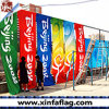 Customized Design Colorful Advertising Road Flag