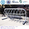 Strong and Durable Long Time Using Slot Bike Racks