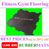 Crossfit Interlock Gym Rubber Flooring Mats with En1177