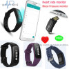 2017 New Developed Smart Wristband with Blood Pressure