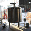 Stainless Steel Mixing Tank with Agitator