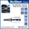 Hardness Drive Torx Bit Socket, Cr-V or S2 Material