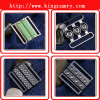 Lady′s Waist Belt Buckle/ Pair Closure Clasp Buckles / Garment Pair Buckle/Metal Clasp Buckle
