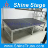 Portable Folding Stage for Outdoor Performance Display
