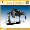Aluminum Adjustable Mobile Stage for Outdoor Event