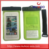 PVC Mobile Phone Waterproof Pouch Case Cover Dry Bag for Outdoor