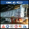 Cimc Huajun U Type or Van Type Tri-Axles Tipper Trailer