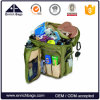 High Quality Insulated Cooler Backpack with Bottle Holder