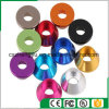 Aluminum Cup Head Washer, Color Anodized Aluminum Cup Head Washer, Color Screw Washer