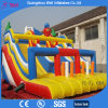 Fun Playing Sliding Inflatable Games Bouncy Slide Games