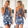 Fashion Sleeveless Floral Summer Casual Abaya/Kimono/Kaftan (A186)