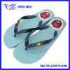 Bissau Flag Africa Colorful Flip Flop for Man