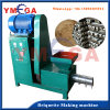 Automatic and Easy Operation Wood Briquette Rod Maker Machine