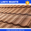 Building Material Colorful Stone Coated Metal Roofing Sheet