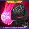 37X15W B Eye K20 RGBW Zoom LED Stage Light