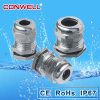 Standard Size IP68 Electrical Metallic Cable Gland