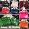 Manufacturer Women Fashion Bags Crocodile Platinum Package