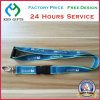 Pantone Color Printed Woven Lanyard with Factory Price, No MOQ