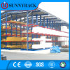 Warehouse Storage Heavy Duty Selective Cantilever Rack for Pipes