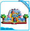 New Rocket Design Inflatable Slide Playground with Air Blowers (Lilytoys-New-022)