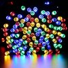 Beautiful LED Solar String Light Solar Christmas Decorative Lights
