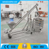 Direct Manufacturer Inclined Flexible Hopper Spiral Screw Conveyor