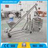 Direct Manufacturer Inclined Flexible Hopper Spiral Screw Conveyor