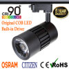 95ra Global Adaptor 50W COB LED Tracklight with Osram Driver