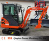 Crawler Track Hydraulic Mini Excavator with Chinese Engine