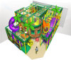 Cheer Amusement Safe Jungle Themed Indoor Playground for Kids