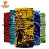 Hot Sale Custom 100% Microfiber Polyester Magic Neck Tube Bandana Scarf